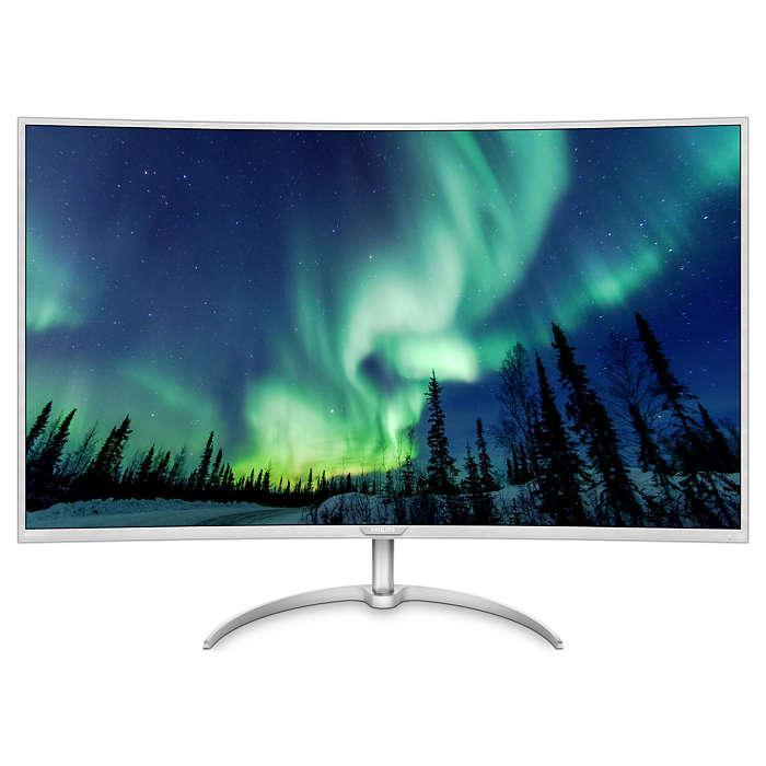 Philips 40inch 4K UHD Curved LED Monitor