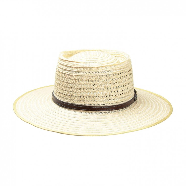 BYRON HAT  Natural Hemp