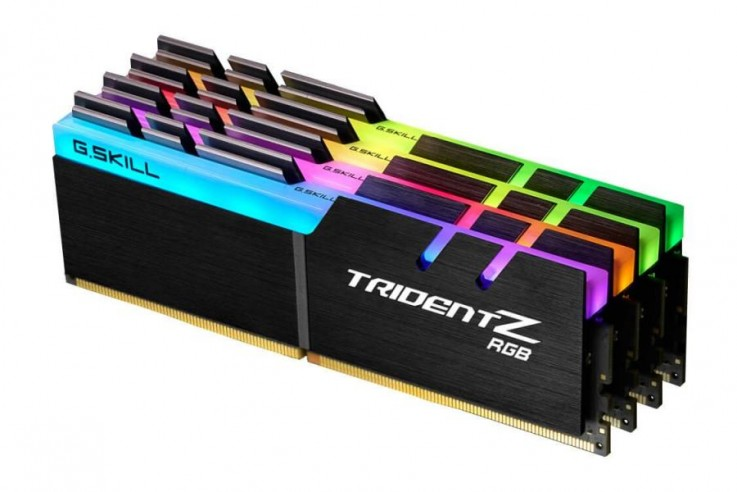 G.Skill Trident Z RGB F4-2400C15Q-32GTZR