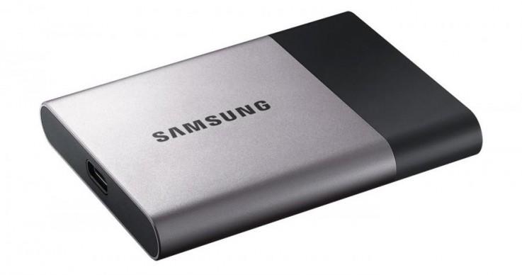 Samsung 1TB T3 External SSD