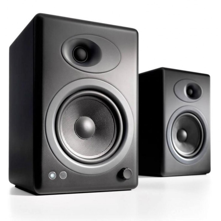 Audioengine 5+ Black Speakers