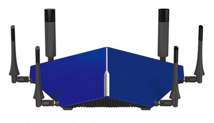D-Link Taipan AC3200 Ultra Wi-Fi Modem R