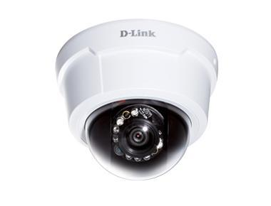 D-LINK DCS-6113V Vandal-Proof Dome Netwo
