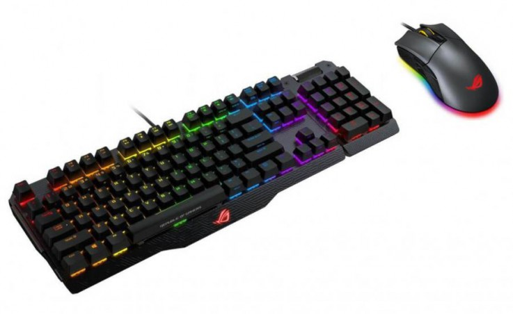 ASUS ROG Claymore RGB Keyboard with ROG