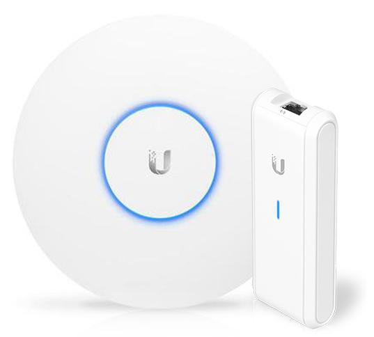 Ubiquiti UniFi Cloud Key and AC Pro Acce