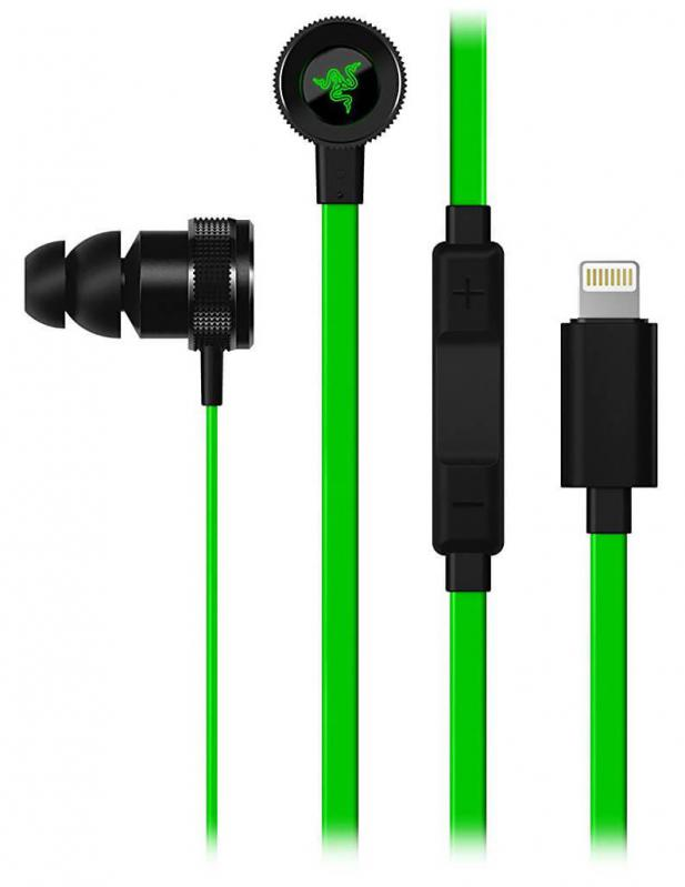 Razer Hammerhead For iOS, Green