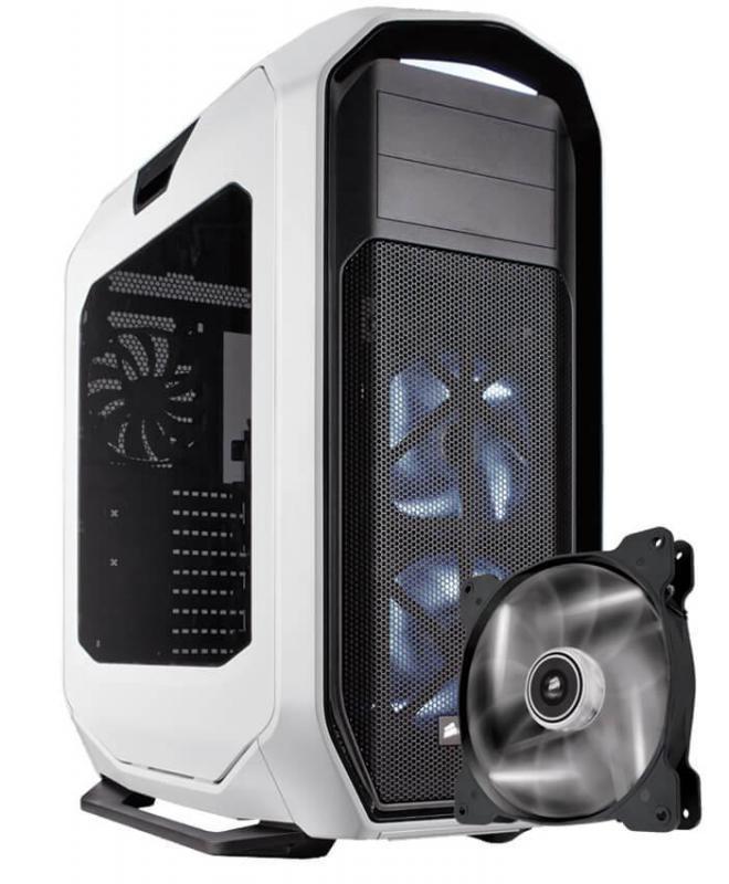 Corsair Graphite 780T White ATX Case + C