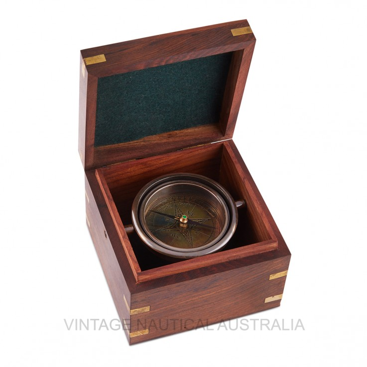 Compass – Jumble Brass Antique Finish