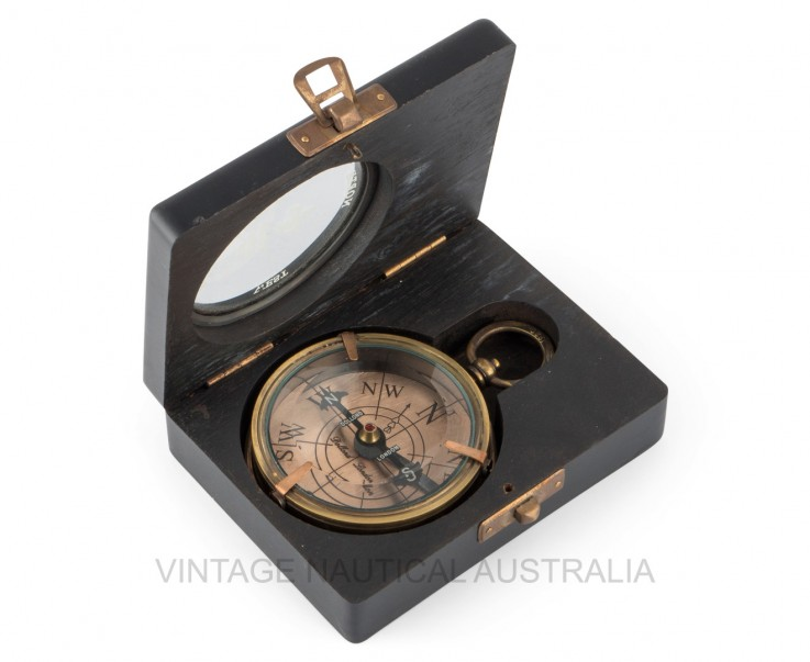 Compass – Royal Copper Antique Finish Br
