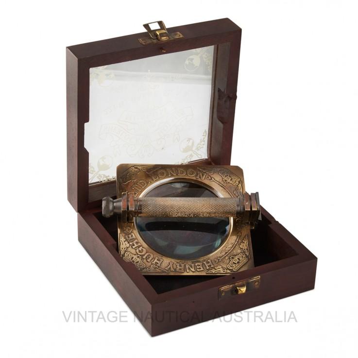 Magnifying Glass – (Folding) Sherlock Ho