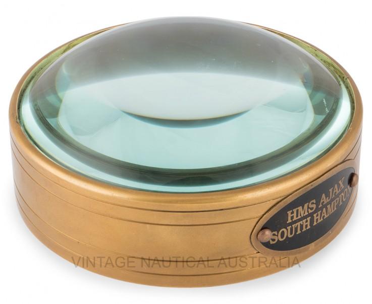 Magnifying Glass – Chart Reader Brass An