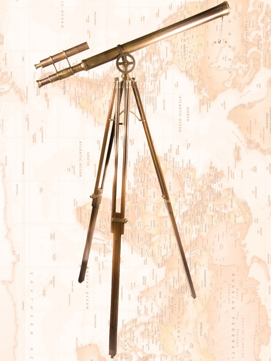 Telescope – Double Barrel – 1 Meter On T