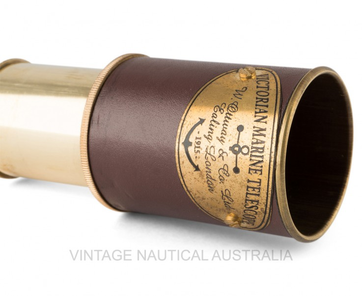 Telescope – Pocket Brass Antique Finish