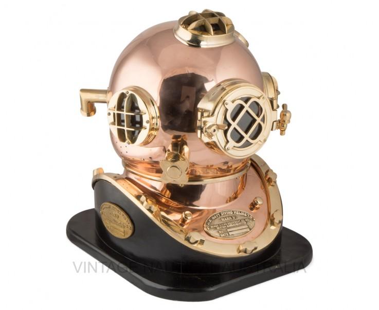 Diver Helmet (Scuba) Royal