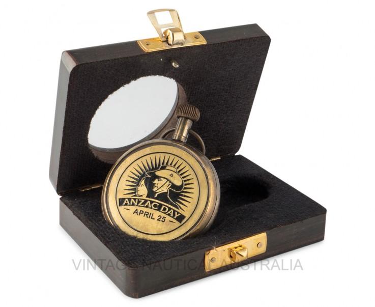 Pocket Watch: Anzac Day