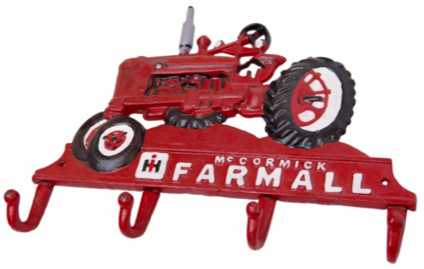 Farmall Coat Rack