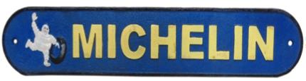 Michelin Wall Plaque Strip