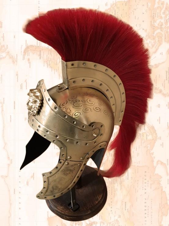 Medieval Helmet – Roman Imperator Antiqu