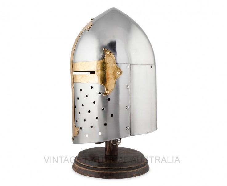 Medieval Knight Helmet – SugarLoaf