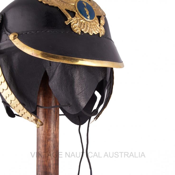 Modern War Helmet – German Pikelhaube (S