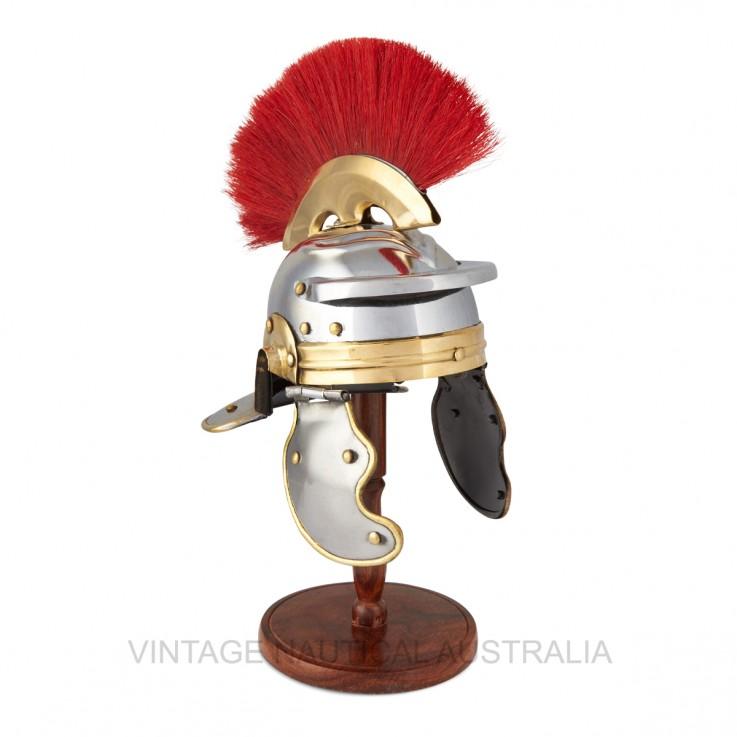 Miniature Warrior Helmet – Roman Centuri