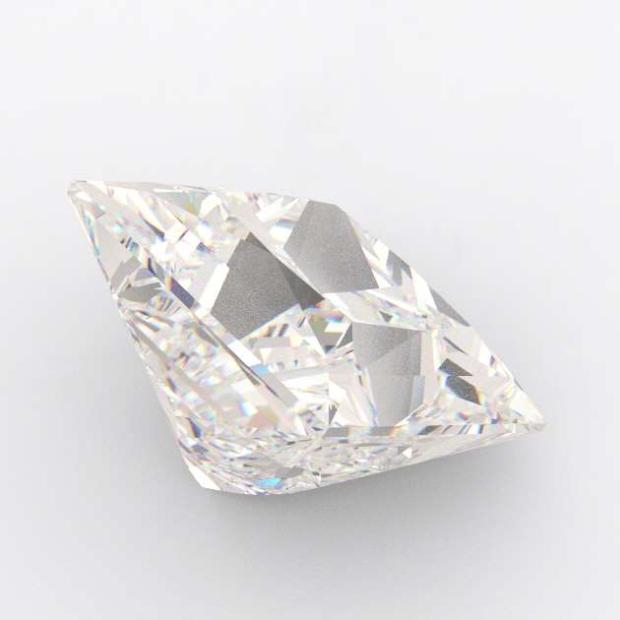 1.54 Carat Princess Diamond F Colour SI2