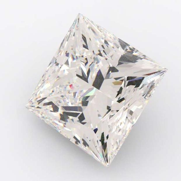 0.27 Carat Princess Diamond G Colour VS1