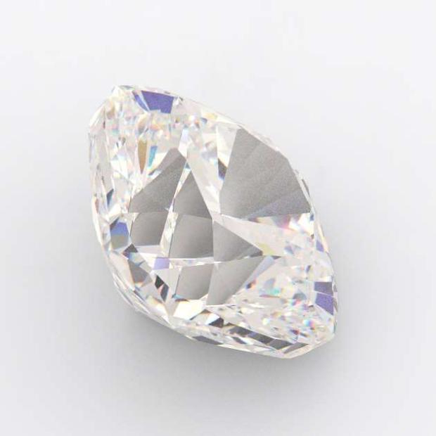 9.25 Carat Cushion Diamond E Colour SI1