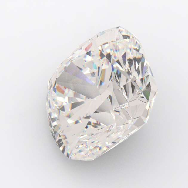 3.03 Carat Cushion Diamond G Colour VS2
