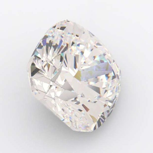 0.91 Carat Cushion Diamond D Colour VS2