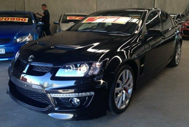 2011 Holden Special Vehicles Clubsport R