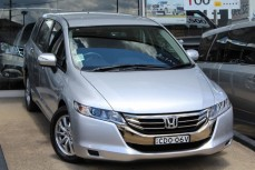 2012 Honda Odyssey 4TH GEN