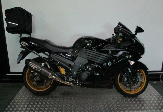 2010 Kawasaki ZX-14 1400CC Sports