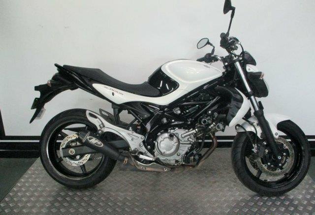 2011 Suzuki Gladius Learner Approved 650