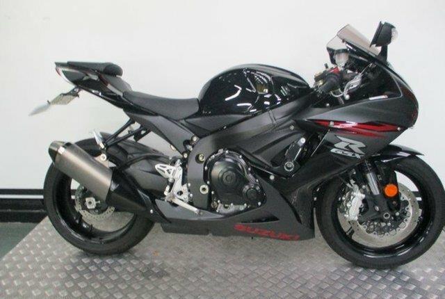 2011 Suzuki GSX-R600 600CC Sports