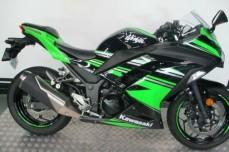 2017 Kawasaki Ninja 300 SE 3 ...