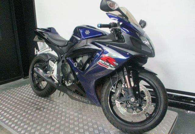 2007 Suzuki GSX-R750 750CC Sports