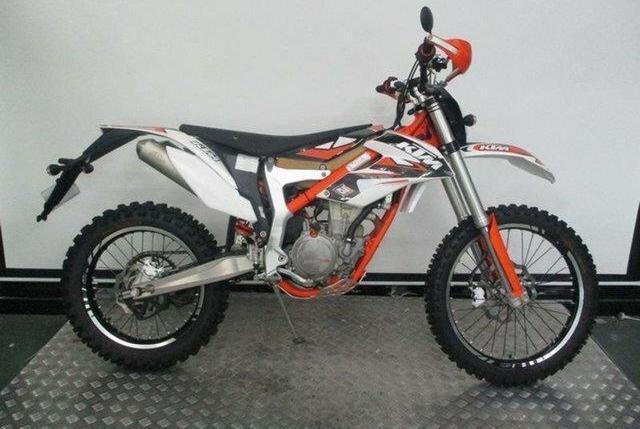 2013 KTM Freeride 350 350CC Trail