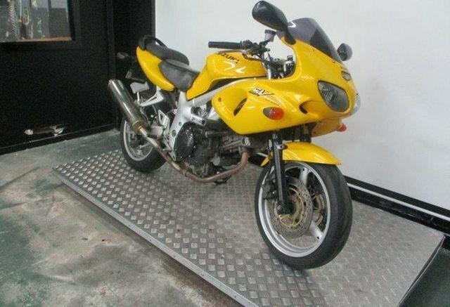 2003 Suzuki SV650 650CC