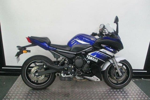2014 Yamaha FZ6R 600CC