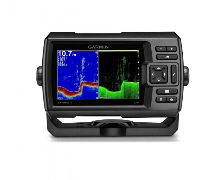 NEW Garmin Striker 5cv, Worldwide