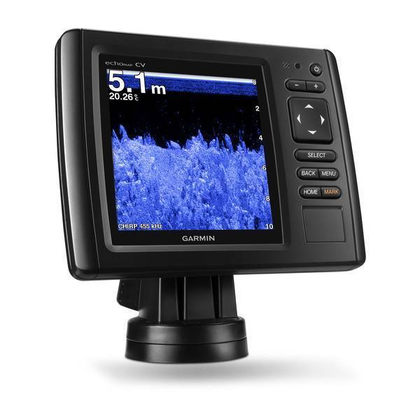 NEW Garmin EchoMAP Chirp 55cv (Aus & NZ)