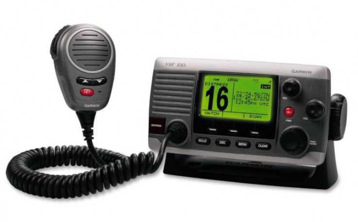 NEW Garmin VHF 100i Marine Radio