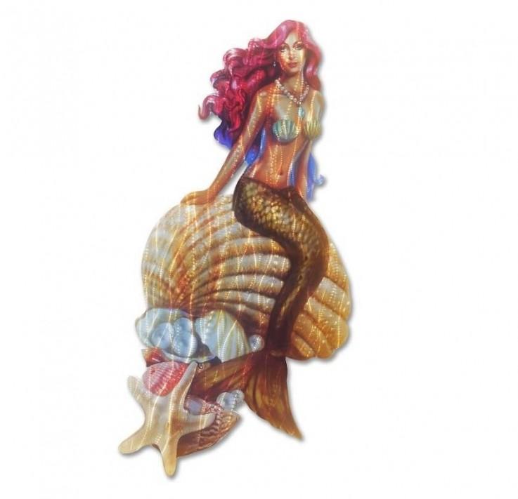 Mermaid Sculpture 2