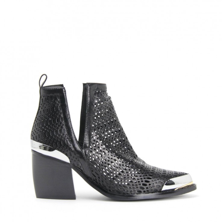 JEFFREY CAMPBELL OPTI-PERF ANKLE BOOT
