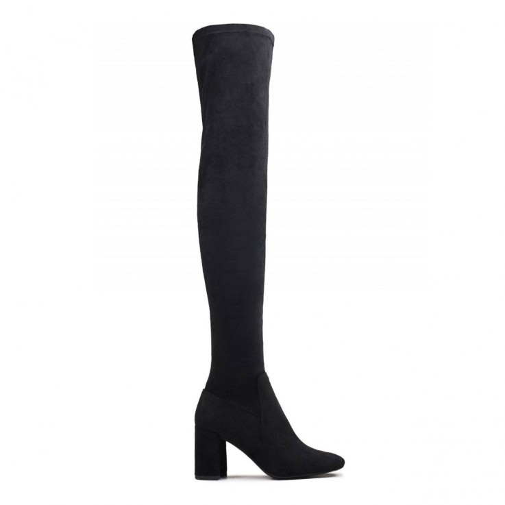 JEFFREY CAMPBELL CIENEGA OVER KNEE BOOT