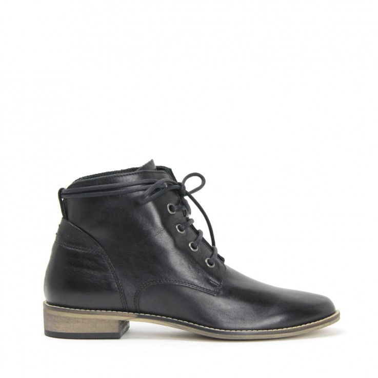 DENOUEE 7027 LACE UP BOOT