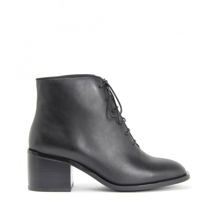JEFRY CAMPBEL TALCOTT LACE UP ANKLE BOOT