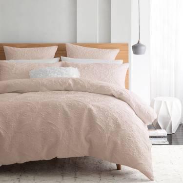 KOO Kensington Quilted Quilt Cover Set
