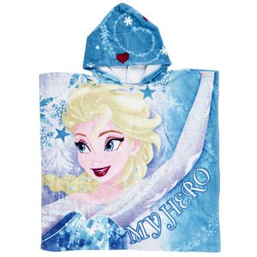 Disney Frozen Sparkle Hooded Towel